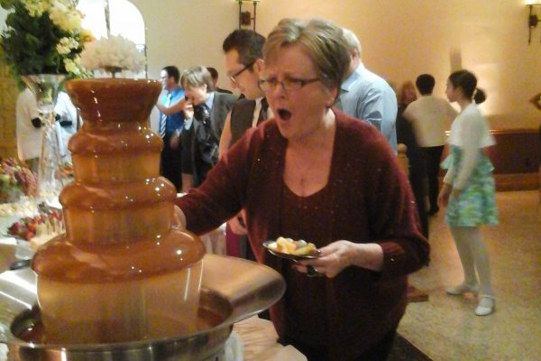 caramel fountain picture 4