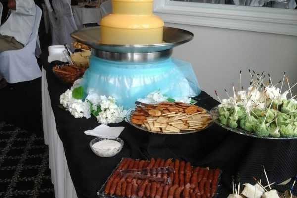 cheese fountain 2